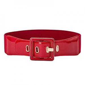 Hanna Nikole Women Plus Size Vintage Stretchy Wide Waist Cinch Belt now 70.0% off
