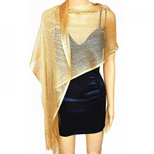 Women's Shawls and Wraps,Scarf for Swimsuit Cover Ups,Dresses,Shirts Wedding Wrap now 60.0% off