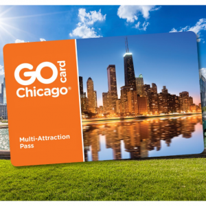 Go City Card - 洛杉矶Go City Card全包通票,2日Pass 8.5折