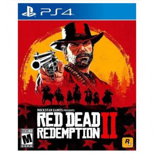 Red Dead Redemption 2 - Playstation 4 @ MassGenie