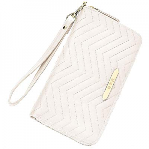 One Day Only!Wristlet Wallet Clutch for Women now 60.0% off , U+U Credit Cards Holder Soft Leather Z