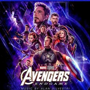 Amazon - 《复仇者联盟4:终局之战》Audio CD仅需$9.99