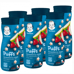 Selected Gerber Baby Food @ Walmart