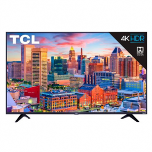 "TCL 49S515 49"" Smart UHD TV with HDR Roku TV @ Best Buy"