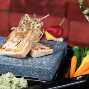 Save 50% off Steakhouse Food and Fondue for Dinner at Rok Bistro @Groupon