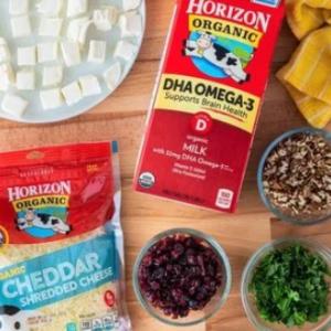 From $6.37 Horizon Organic Low-Fat Milk @ Walmart