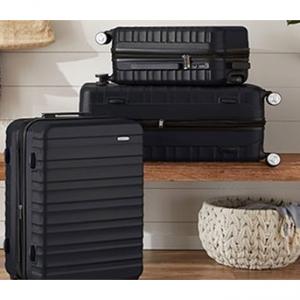 Amazon Basics Luggage @Woot