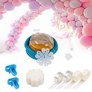 Balloon Arch Strip Garland Decorating Kit -2 Rolls 16 Feet Balloon Tape Strips now 50.0% off ,2 Pc..