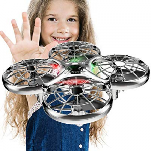 One Day Only!Kids Hand Operated Drones now 20.0% off , SYMA X100 Quadcopter with Auto-Avoid Obstac..