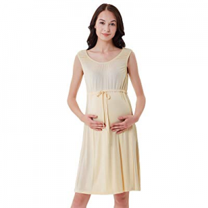 65.0% off Maternity Dress Women's Labor/Delivery/Hospital Nursing Pregnant Breastfeeding Sleepwear..