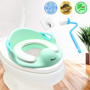 Potty Training Seat now 40.0% off , PETUOL Toddlers Boys Girls Toilet Trainer Seat with Detachable..