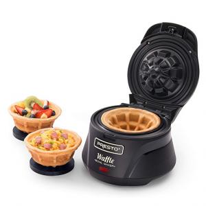 Presto 03500 Belgian Waffle Bowl Maker @Amazon