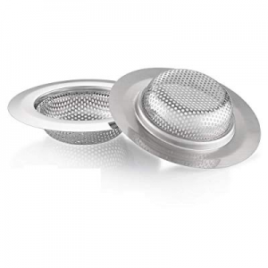 Kitchen Sink Strainer now 50.0% off , Cozzine Stainless Steel Sink Drain Cover Garbage Disposal Fi..