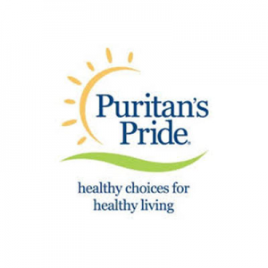 Sign up at Puritan's Pride & get 20% off your future order