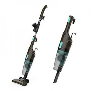 iTvanila Stick Vacuum Cleaner now 35.0% off , 15KPa 600W Lightweight Bagless Upright Vacuum Cleane..