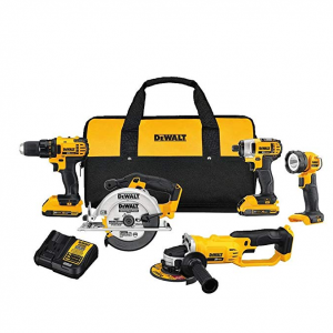 Today Only: Select DEWALT Tools @Amazon