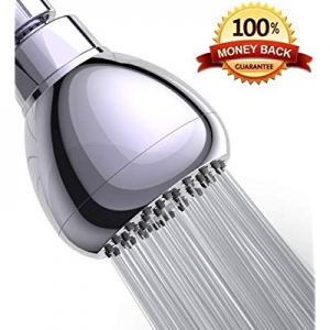Premium 3 Inch High Pressure Shower Head -Best Pressure Boosting Fixed Showerhead now 40.0% off , ..