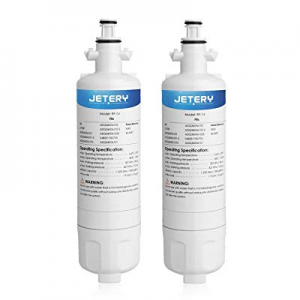 2 Pack LG LT700P Replacement Refrigerator Water Filter now 40.0% off , JETERY Compatible with Frid..