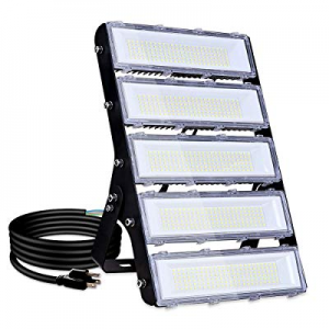 One Day Only!250W LED Flood Light Outdoor now 20.0% off , 22500lm 6000K Super Bright Yard Security..