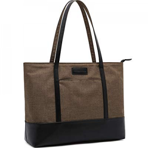 Laptop Tote Bag now 53.0% off ,Fits 15.6 Inch Laptop,Womens Lightweight Water Resistant Nylon Tote..