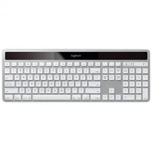 Logitech K750 Wireless Solar Keyboard for Mac @ Amazon