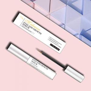 70.0% off Maksuzee Eyelash Growth Serum(5ml) Pure Natural Formula Promote Eyelash&Brow Growth Beco..