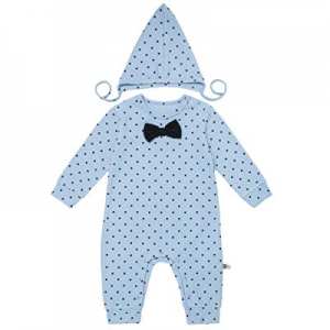 Teeker Baby Jumpsuit Cotton Onesies Baby Romper Long Sleeve Bodysuit Infant Outfit now 50.0% off