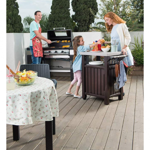Today Only: Keter Patio Favorites @Amazon