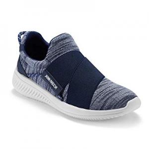 JENN ARDOR Women's Walking Casual Sneakers Lightweight Slip-On Breathable Mesh Outdoor Sports Shoe..