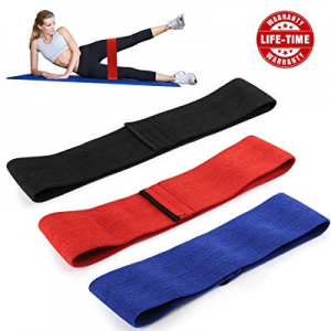 2019 Upgrade Resistance Bands for Legs and Butt now 60.0% off , Exercise Bands Hip Bands Wide Boot..
