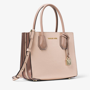 MICHAEL MICHAEL KORS Medium Leather Accordion Messenger Bag Sale @Bloomingdales