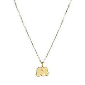 Luvalti Good Luck Elephant Pendant Necklace Jewelry - Family and Friends Jewelry Gift now 80.0% off
