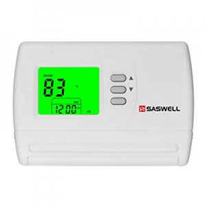 Non Programmable Single Stage Thermostat For Room now 50.0% off ,24 Volt Or Millivolt System,1H/1C..