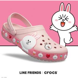 30% off Crocband™ LINE Friends Clog @ Crocs US