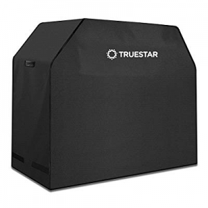 TRUESTAR BBQ Grill Cover 58 Inch now 50.0% off , Heavy Duty Waterproof Gas Grill Cover, Barbeque G..