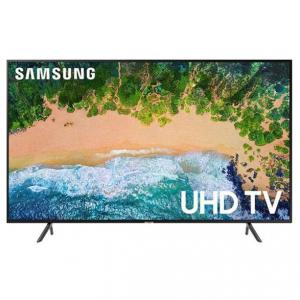 "Samsung NU7100 50"" 4K UHD HDR Smart TV @ Newegg"