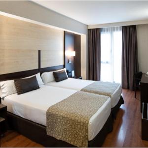 加泰罗尼亚圣家堂酒店(Catalonia Sagrada Familia)$135起 @Booking.com