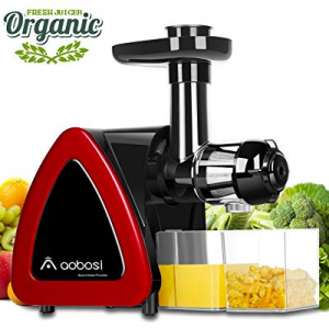 Aobosi Slow Masticating juicer Extractor now 20.0% off , Cold Press Juicer Machine, Quiet Motor, R..