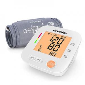 $19.99 Arealer Blood Pressure Monitor Upper Arm @ Amazon.com