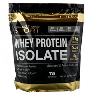 10% off CGN, Whey Protein Isolate @ iHerb