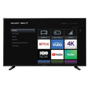 "Sharp LC-58Q7370U 58"" 4K UHD with HDR Smart TV @ Walmart"
