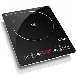 Aicok Portable Induction Cooktop now 30.0% off , Sensor Electric Hot Plate with Ultra-Thin Design ..