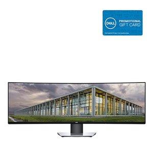 Dell monitors big sale with $150 GC