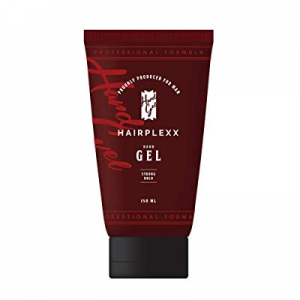 Hairplexx Hair Gel for Men - Hair Gel of Super Hard with Holding Effect All Day- Paraben Free now ..