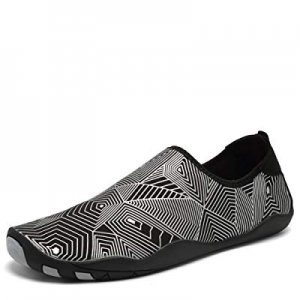 70.0% off CIOR Water Shoes Men Women Aqua Shoes Barefoot Quick-Dry Swim Shoes Boating Walking Driv..