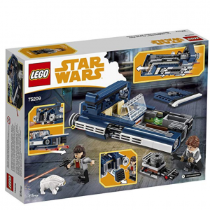 34% off LEGO Star Wars Solo: A Star Wars Story Han Solo's Landspeeder 75209 Building Kit @Amazon