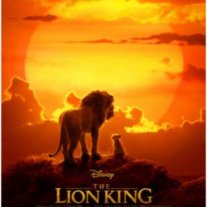 Fandango - The Lion King (2019) Pre-Sale