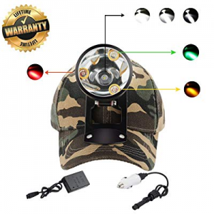 Cree LED Hunting Lights with Red & Green Hunting Light for Scanning Coons now 20.0% off ,Coyotes,P..