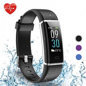 15.0% off BingoFit Smart Band Activity Tracker Smart Wristband Fitness Watch IP68 Waterproof Fitne..