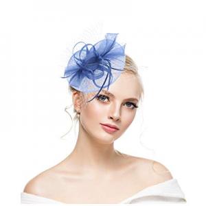 One Day Only!10.0% off KASTE Fascinators Hat for y Derby Wedding Women Tea Party Headband Kentuck ..